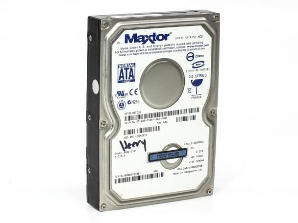 Dell 160.0GB 3.5'' SATA Internal Hard Drive - Maxtor E-H011-04-1675 (5F039)