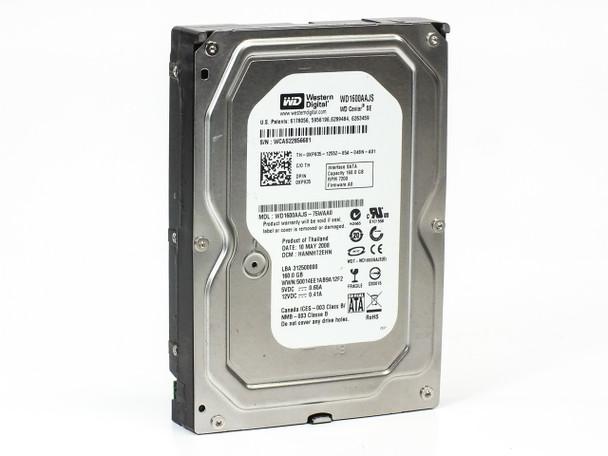 """Dell XP935 160GB 3.5"""" SATA Internal HDD - Western Digital Caviar SE WD1600AAJS"""