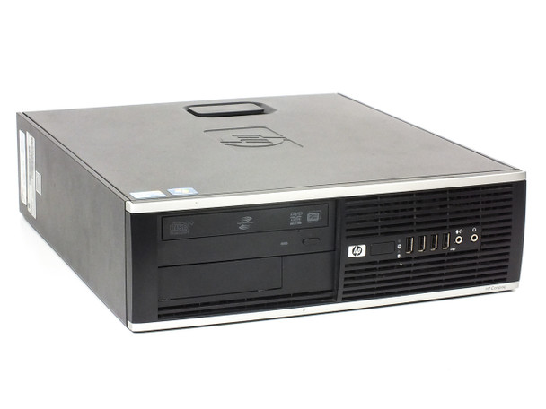 HP AX351AW 6000 Pro Desktop PC Intel Core2 Duo 3GHz CPU 250GB HDD 2GB RAM SFF