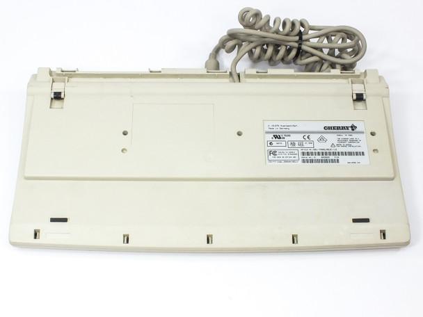 Cherry Compact MSR Keyboard AT 104-Key Mechanical G81-7000LABUS/12 (MY 7000)