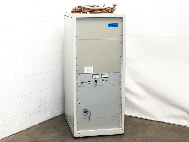 Balzers RFS 302 RF Power Supply 2.5kW @ 13.56 MHz Plasma Generator Power Supply