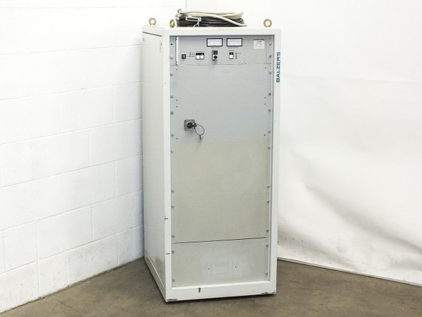 Balzers RFS 302 2.5kW @ 13.56 MHz RF Plasma Generator Power Supply AS-IS