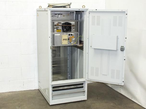 Balzers RFS 302 2.5kW @ 13.56 MHz RF Plasma Generator Power Supply in Enclosure