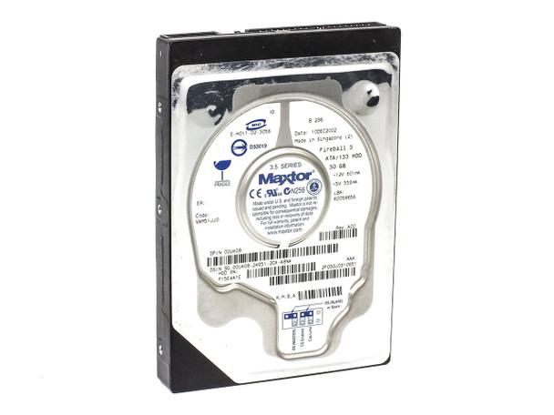 Dell 0U408 30GB IDE Slimline Hard Drive - Maxtor Fireball 3 ATA/133 HDD