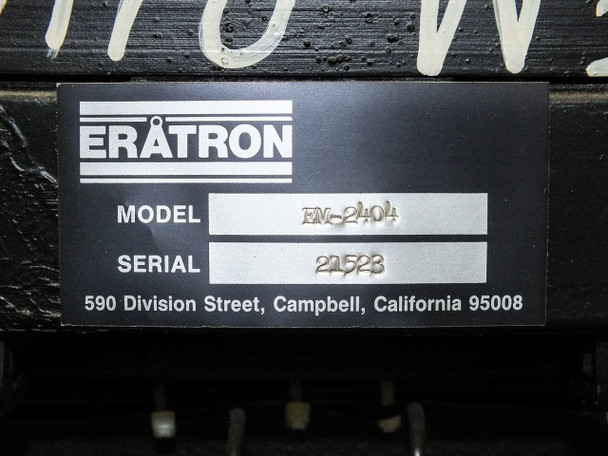 Eratron PPS 8210 RS MF 10KW DC High Power Sputtering Plasma Power Supply