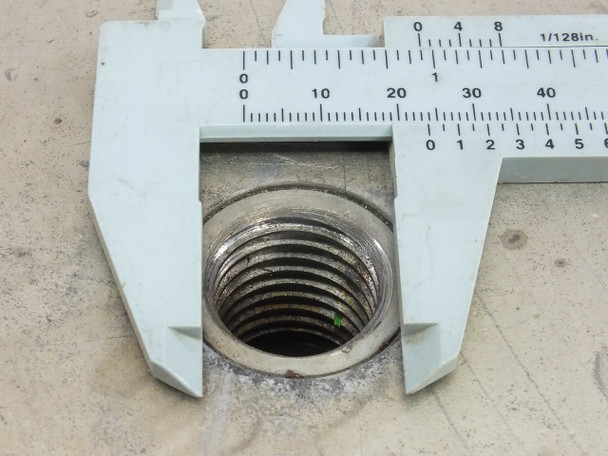 CEF Compact Air Isolation Mount 9600 LB MAX -AS-IS - No Valve Stem (SLM-96A)