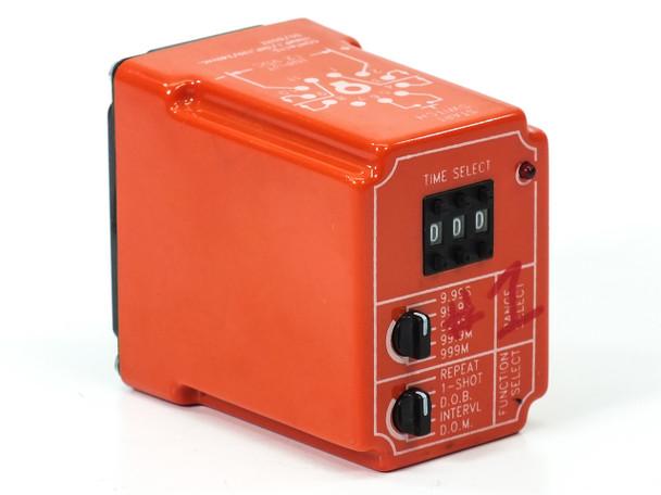 NCC TMM-0999M-466 Multiple Function Solid State Timer 12VDC 11-Pin Socket