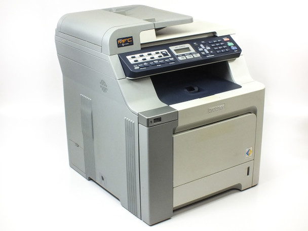 Brother MFC-9440CN Color Laser Multi-Function All-In-One Printer Network Ready