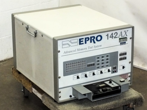 Epro 142AX Advanced Memory Test System with All Cards / Boards