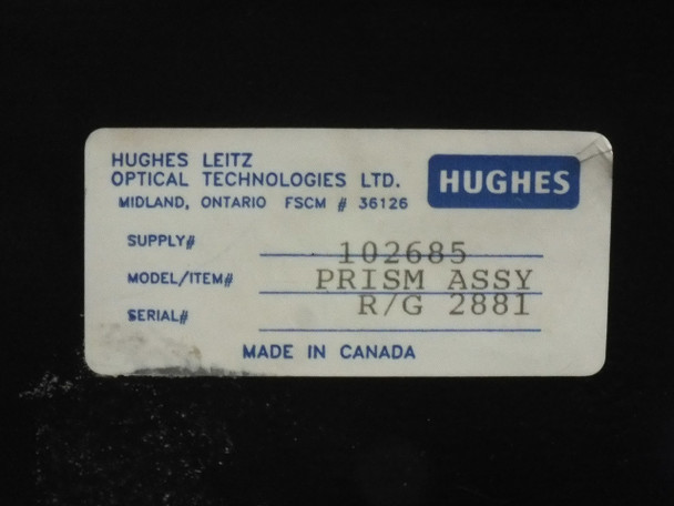 Hughes JVC 102300 320S Projector with Lens