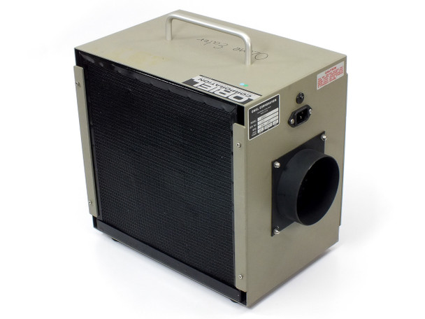 """Oriel 66087 Ozone Eater with 4"""" Intake Port 110/220 VoltAC 50/60Hz -NOISY FAN"""