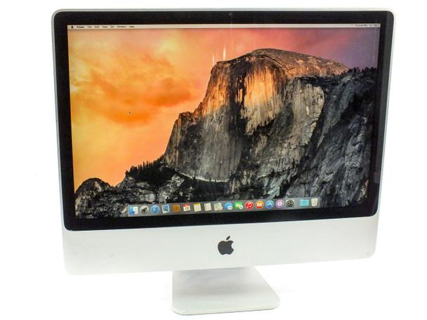 Apple A1225 24-inch iMac Core 2 Duo 2.4 GHz 2 GB RAM 320 GB HDD Early 2009