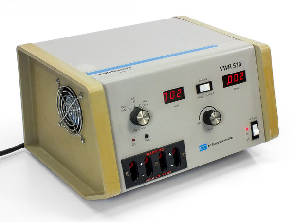 VWR Scientific / E-C Apparatus VWR 570 DC Power Supply