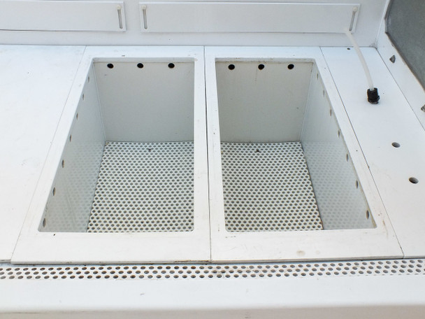 "Terra Universal Acid Bath 96""x27"" with Enclosure Cleaning Station (Multi-Station"