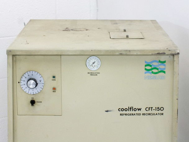 Neslab CFT-150 Coolflow Refrigerated Recirculator Air Cooled Chiller