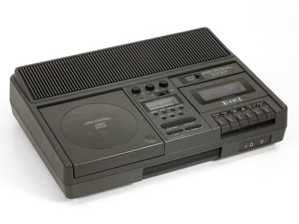 Eiki 7070A CD Player / Cassette Tape Player and Recorder - 7070