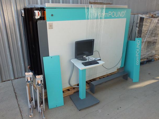 TTP Labtech ComPound Computerized Automated Modular Sample Storage Freezer