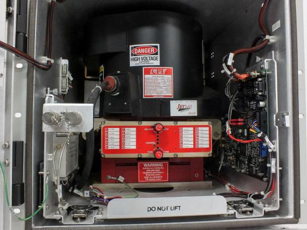 CPI K4U64CS K4U 2.45 kW Gen IV Klystron KU Band KPA Upconverter