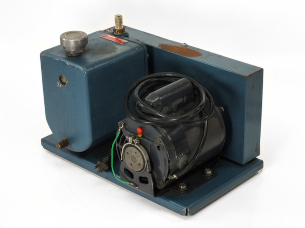 Marvac Scientific Equipment Company B-2 1/2 Hp Belt Driven Vacuum Pump