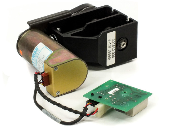 Pittman 9236C185-R3 DC Motor Encoder 2 Gears - Exabyte Drive Board