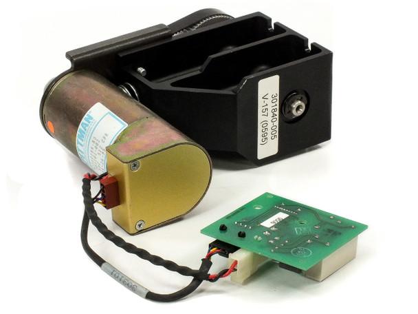 Pittman 9236C185-R3 30.3V DC Motor Encoder with 2 Gears - Exabyte Drive Board