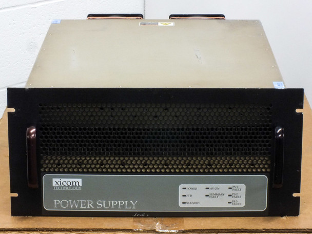 Xicom XTK-3000c Power Supply for 3,000 Watt Klystron KPA