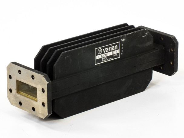 Varian F137CA6 C-Band / WR-137 Waveguide with Fins - RF / Satcom