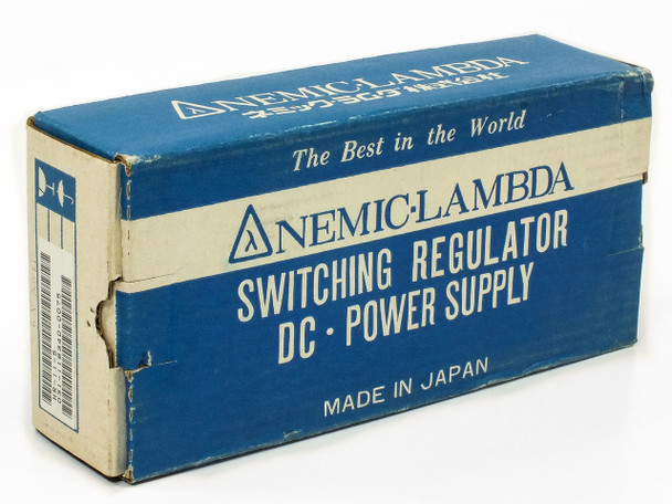 Nemic Lambda Model HR-11 5v 20a Power Supply - In Box
