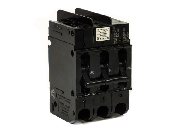 Heinemann CD3-A8-DU  240v 3 Pole Circuit Breaker