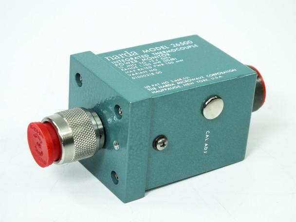 Narda 26500 Integrated Thermocouple Power Monitor