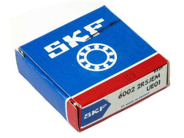 SKF 6002 2RSJEM Light 6200 Series Deep Groove Ball Bearing