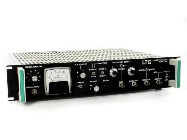 LTG LS685 Laboratory Laser Stabilizer / Power Supply - Lasertech Group