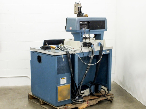 Hughes 2460-II Automatic Gold Wire Ball Bonder with Accessories - Palomar
