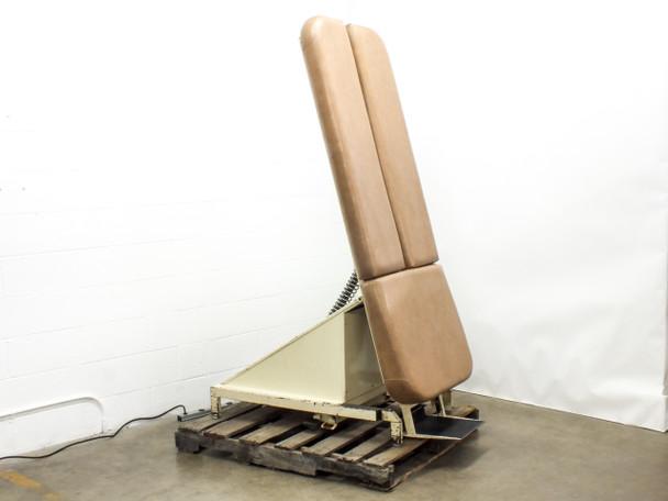 "Tri W-G Inc. 645 0~90° Tilt Adjustment Chiropractic Table 83""L (6-Foot 10-Inch)"