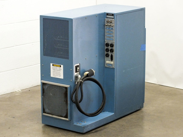 Hughes WD-8702-006 2470-II Wire Bonder Electronic Control Cabinet with Cards