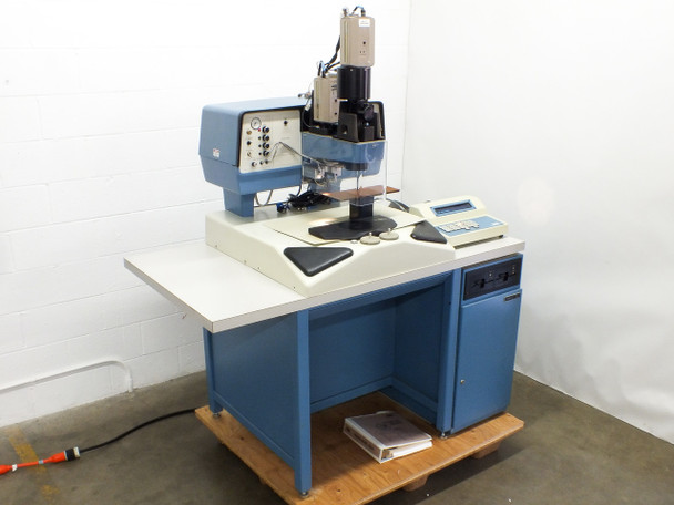 Hughes Model 2500 Hybrid Automatic Die Bonder with Manual