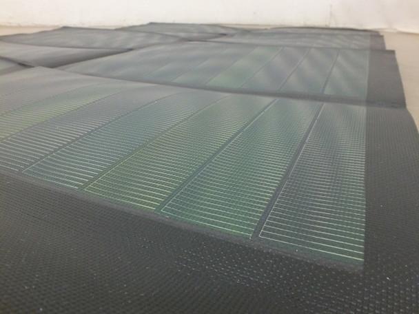 Global Solar 42W Powerflex Portable CIGS Solar Panel w/ETFE - Choose Color/Volt