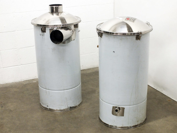 Yu Cha CS-1021 Industrial Waste Gas Scrubber for Rotary Kiln Sintering System