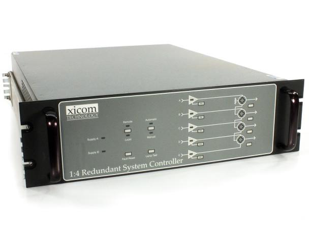 Xicom XTC-140D 1:4 Redundant System Controller 305-0244-101