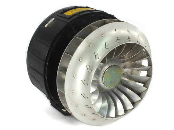 EG&G Rotron 027556 Centrimax 208/230V 1.3A 3-Phase Centrifugal Blower CX33A33C