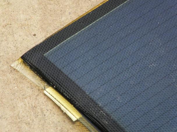 Uni-Solar SHR-17 17W Solar Roofing Shingle - Flexible Amorphous - New Old Stock