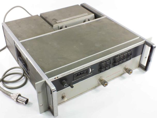 HP 8745B 8746B S-Parameter Test Set 0.5 to 12.4 GHz - Hewlett Packard / Agilent