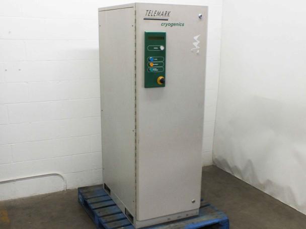 Telemark TVP2000 Cryogenics Water Vapor Cryotrap Refrigeration Cryo Chiller