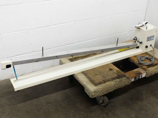 "AIE AIE-1000T 40"" EXTRA LONG Industrial Benchtop Heat Sealer 115 Volt AC 1000W"