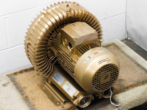 Goorui Industrial GHBH 004 34 AR7 Blower 135CFM 200-240 Volt AC 3-Phase 3kW