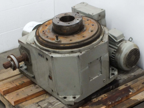 Heavy Duty Indexing Drive Table 25.180.1SRBH2 with Motor - 1280 LBS