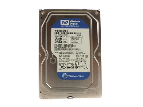 Western Digital WD5000AAKX Blue 500 GB Desktop Hard Drive