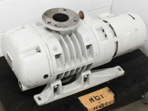 Leybold RUVAC WS500 Roots Booster Vacuum Pump Heraeus Cat 11631