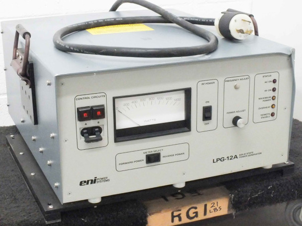 ENI Power Systems LPG-12AL Solid State Power Generator