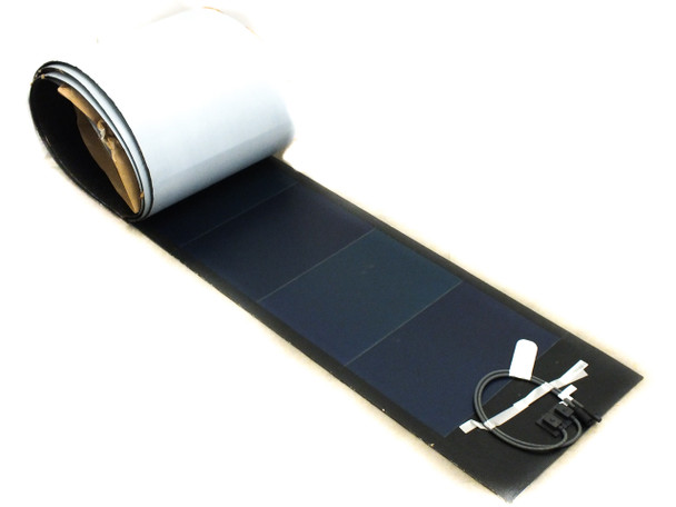 Uni-Solar PVL-144 144 Watt PowerBond Amorphous Solar Panel with MC3 Cables